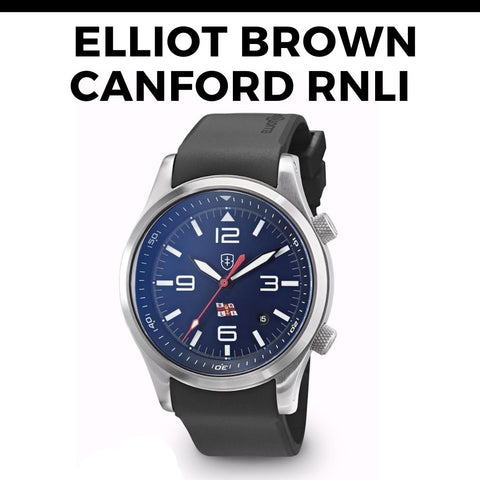 Elliot Brown Canford RNLI Watch