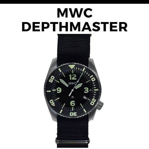 MWC Depthmaster Dive Watch