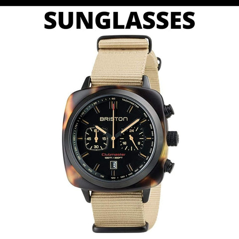 Briston Sunglasses Watch