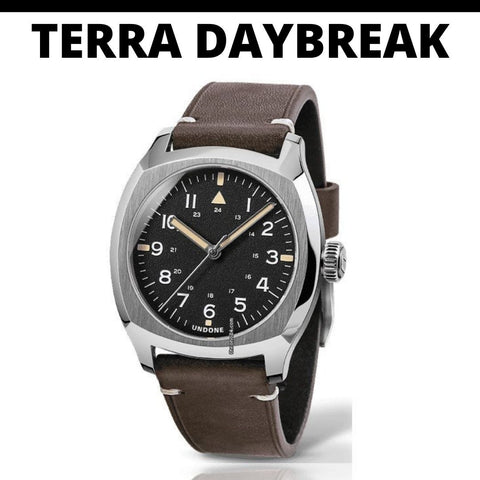 Undone Terra Daybreak Watch
