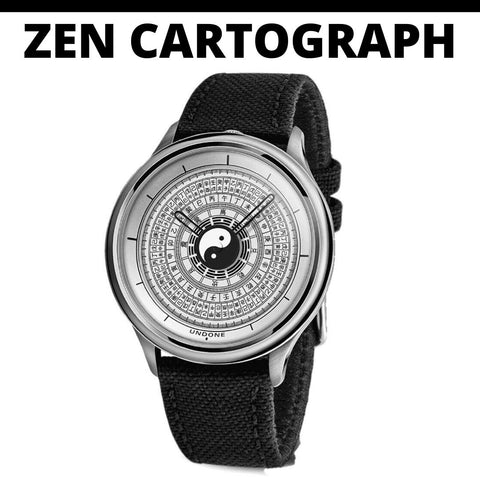 Undone Zen Cartograph Watch