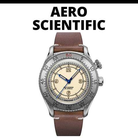 Undone Aero Scientific Watch