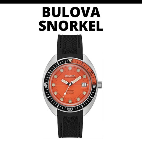 Bulova Snorkel Dive Watch