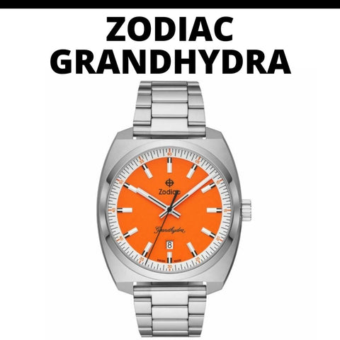 Zodiac Grandhydra Dive Watch