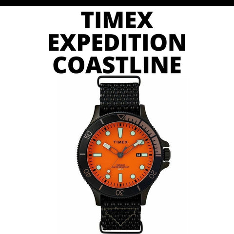 Timex Expedition Coastline Watch