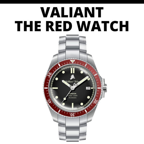 William Wood Valiant Watch