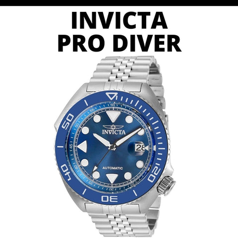 Invicta Sea Wolf Dive Watch