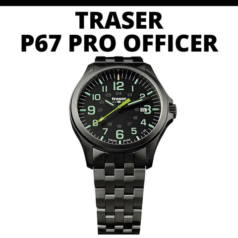 Traser P67 Pro Officer Watch
