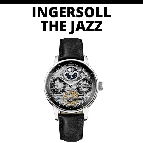 Ingersoll The Jazz Moonphase Watch