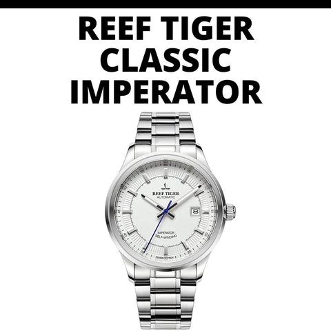 Reef Tiger Classic Imperator Watch
