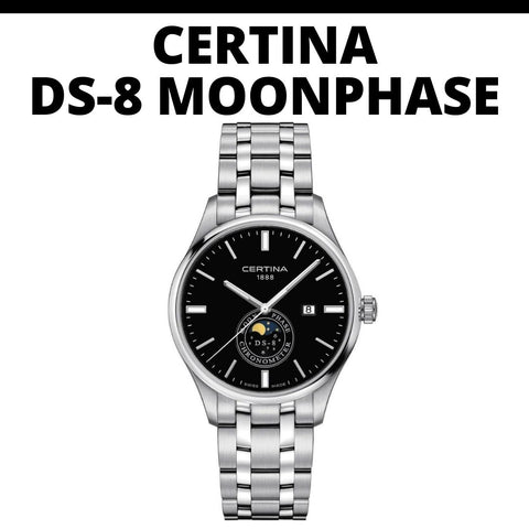 Certina DS-8 Moonphase