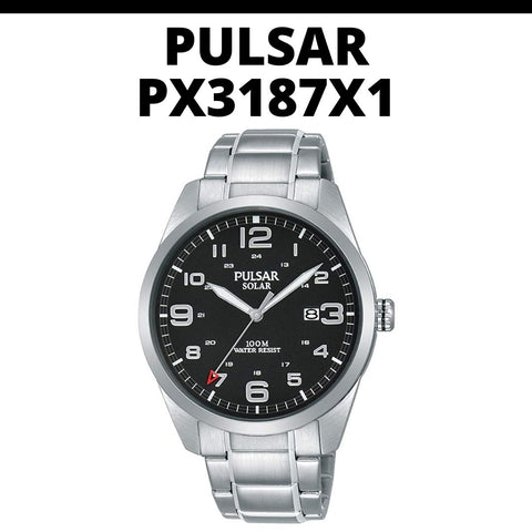 Pulsar Military Watch PX3187X1