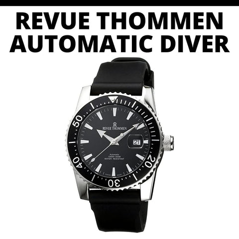 Revue Thommen Automatic Diver Watch