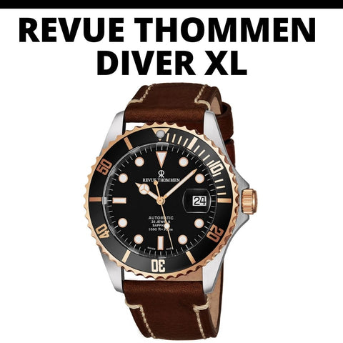 Revue Thommen Diver XL Watch