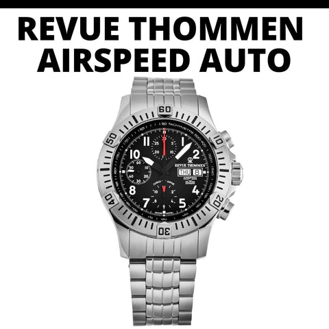 Revue Thommen Airspeed Auto Watch