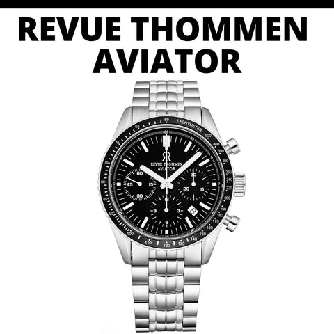Revue Thommen Aviator Watch