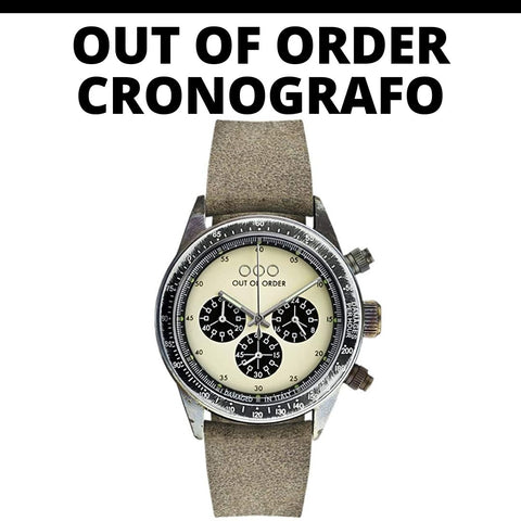 Out of Order Cronografo