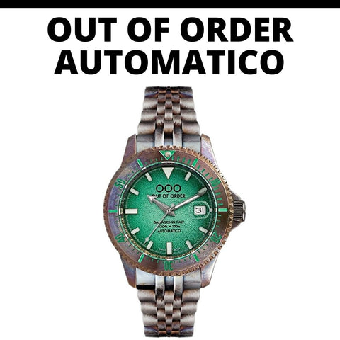 Out of Order Automatico Watch
