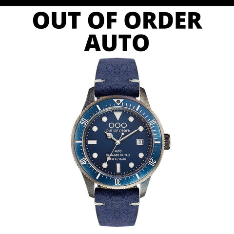 Out of Order Auto Watch