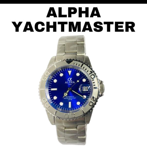Alpha Yachtmaster Homage Watch