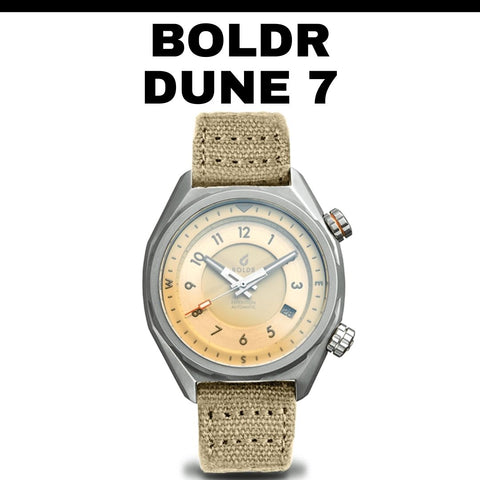 Boldr Expedition Dune 7 Watch