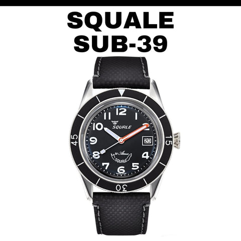 Squale Sub-39 Automatic Watch