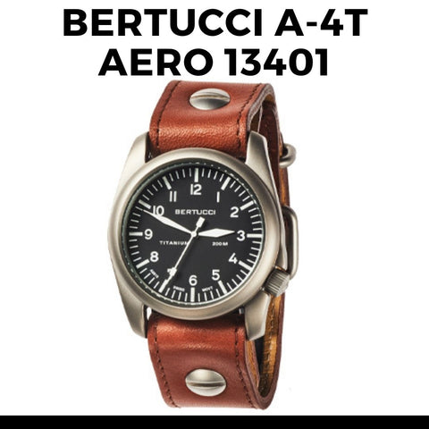 Bertucci A-4T Aero 13401 Field Watch