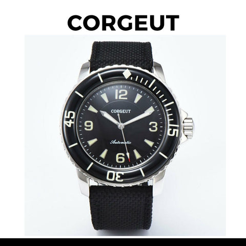 Corgeut Fifty Fathoms Watch