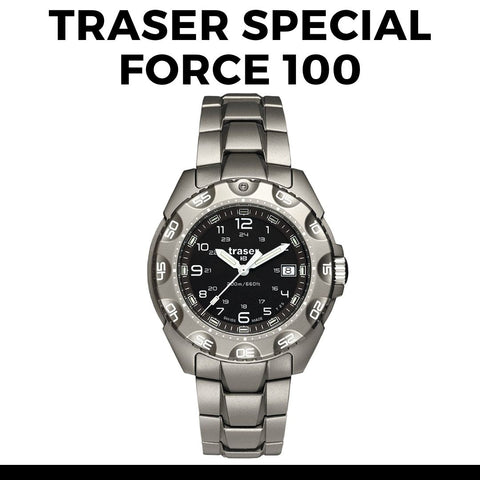 Traser Special Force 100 Watch