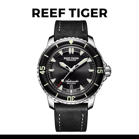 Reef Tiger Divers Watch