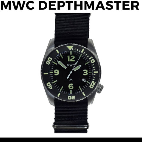 MWC Depthmaster Automatic Watch