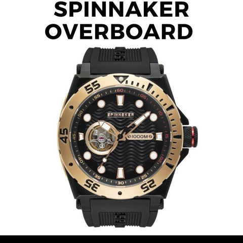 Spinnaker Overboard Watch