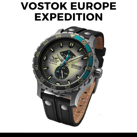 Vostok Europe Expedition Watch
