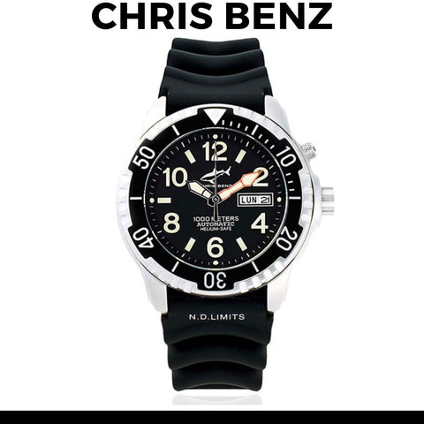 Chris Benz 1000M Watch