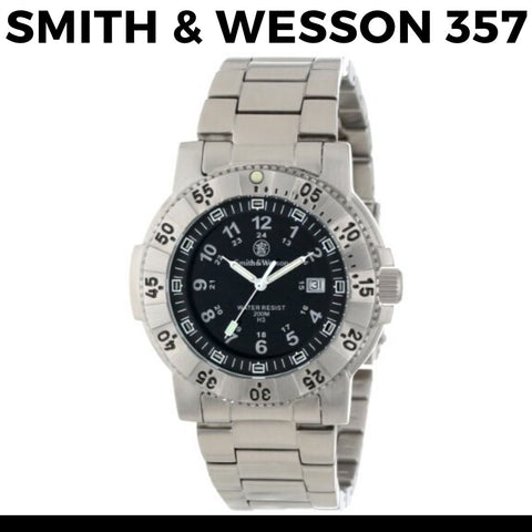 Smith Wesson 357 Watch