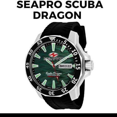 Seapro Scuba Dragon