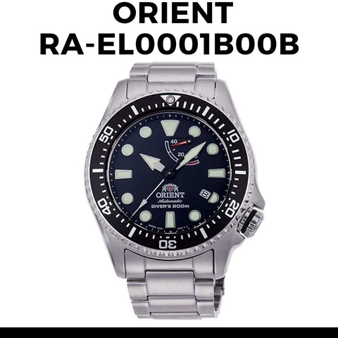 Orient RA-EL0001B00B Dive watch