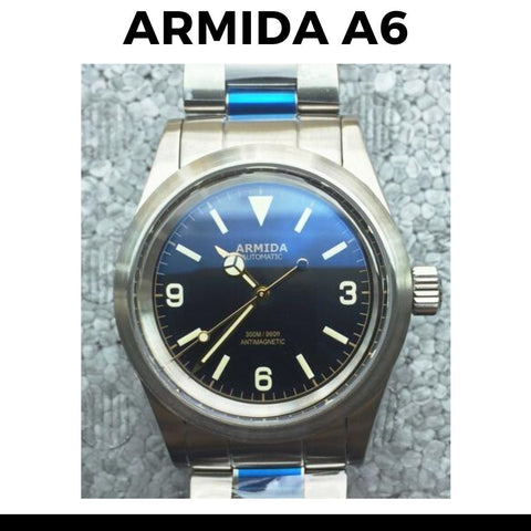 Armida A6 Watch