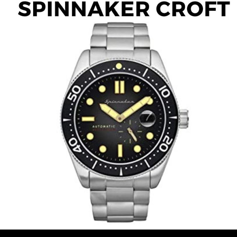 Spinnaker Croft Dive Watch
