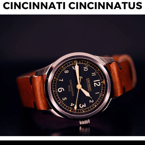 Cincinnati Cincinnatus Watch