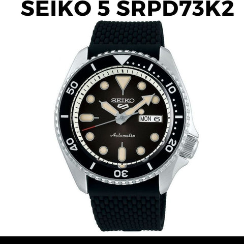 Seiko 5 Dive Watch