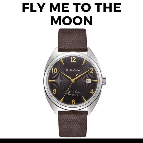 Bulova Fly Me to the Moon