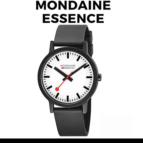 Mondaine Essence MS1.41110.RB Watch