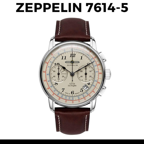 Zeppelin 7614-5 Watch