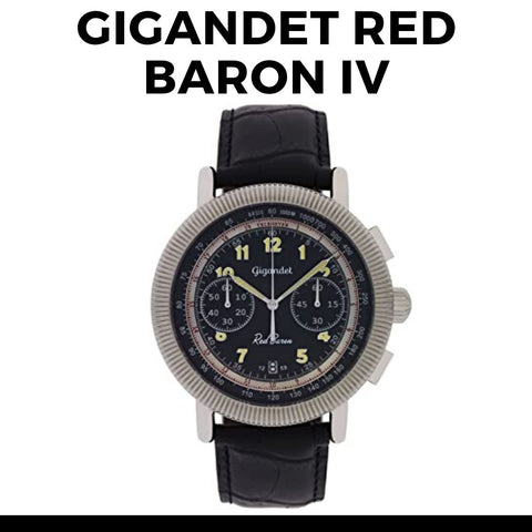 Gigandet Red Baron Watch