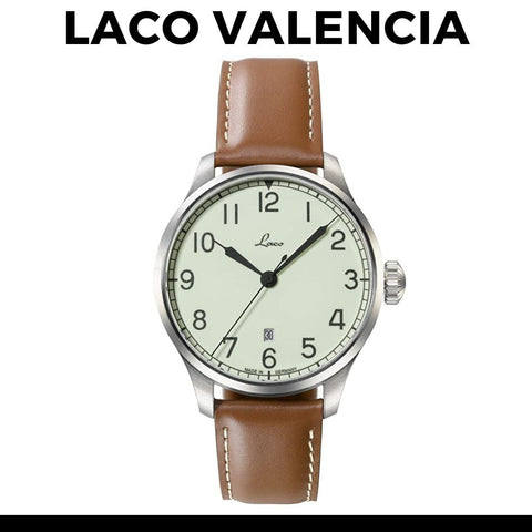 Laco Valencia Watch