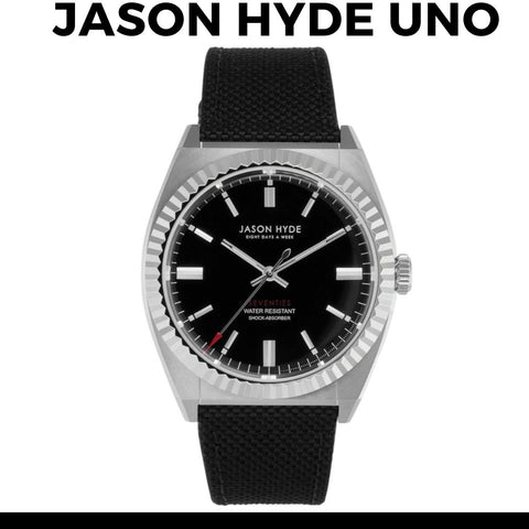 Jason Hyde Uno Watch