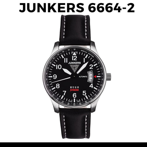 Junkers 6664-2 Watch