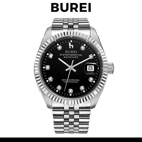 Burei Datejust Watch