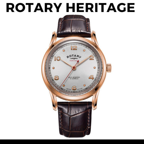 Rotary Heritage Watch